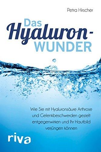 , Bücher über Hyaluron